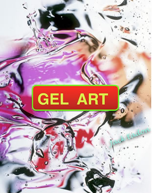 Gel Art #1 by Jack Eadon