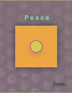 Peace by Jack Eadon