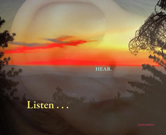 Listen . . . Hear by Jack Eadon